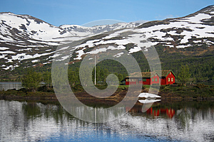 Norwegian Fjord Stock Photos - Image: 26184923