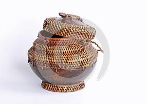 Basket Royalty Free Stock Photo - Image: 26187845