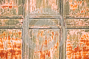 Old Rusty Door Royalty Free Stock Images - Image: 26193259