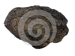 Brown Stone With A Wavy Surface Stock Photos - Image: 26196723