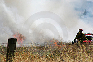 Fireman Royalty Free Stock Photos - Image: 2621778