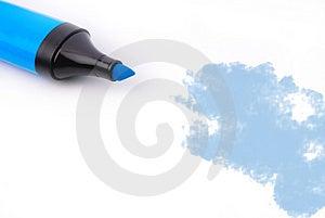 Marker Royalty Free Stock Image - Image: 2627146