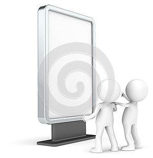 Advertise Here. Royalty Free Stock Image - Image: 26200806