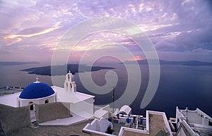 Santorini Royalty Free Stock Photos - Image: 26220268