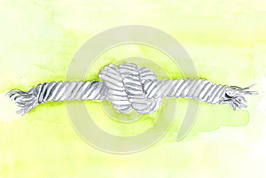 Knot Royalty Free Stock Photos - Image: 26228828