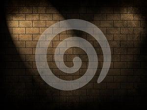 Abstract Brick Wall Stock Image - Image: 26254511