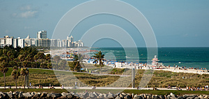 Miami, South Beach Stock Photo - Image: 26265110