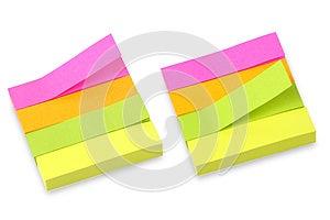 Post It Block Royalty Free Stock Photos - Image: 26265488