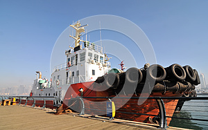 Tugboat Stock Images - Image: 26265814
