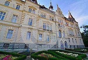Sighisoara City Hall Stock Photos - Image: 26284493