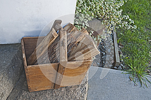 Wood Carrier Stock Photography - Image: 26289792