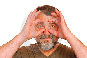 Older Man Stock Image - Image: 2634311