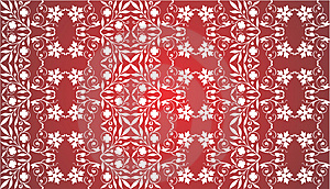 Red Ornament Background Royalty Free Stock Photos - Image: 2637138