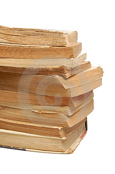 Old Books Royalty Free Stock Photo - Image: 2637425