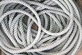 Sailing rope Royalty Free Stock Image