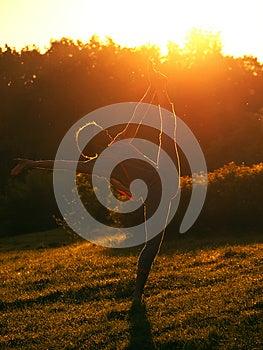 Morning Exercises Royalty Free Stock Photo - Image: 26314095