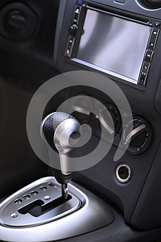 Auto Gear Shifter Stock Images - Image: 26323114