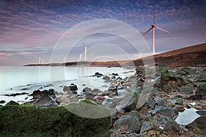 Workington Coastline Sunset Royalty Free Stock Photos - Image: 26342208