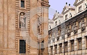 Prague Architechture Royalty Free Stock Photo - Image: 26365375