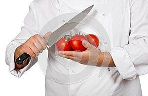 Cuisinier Image stock - Image: 26377811