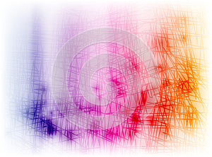 Colorful Stained Scribble Stock Photo - Image: 26379130