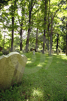 Country Cemetery Royalty Free Stock Photo - Image: 2640835