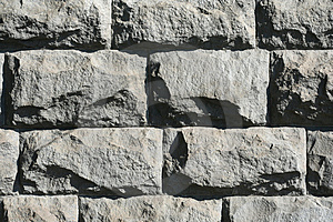 Rough Stone Wall Royalty Free Stock Photos - Image: 2643798