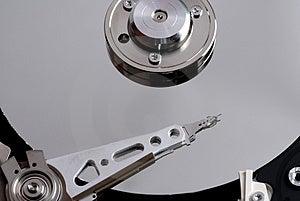 Жесткий диск Стоковое Изображение - изображение: 2646231
