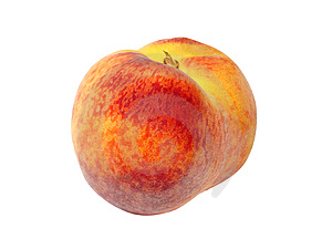 Peach 02 Stock Photos