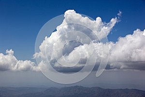 Monsoon Clouds Royalty Free Stock Photography - Image: 26414967