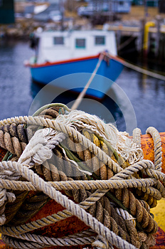 Boat At Wharf Royalty Free Stock Images - Image: 26418319