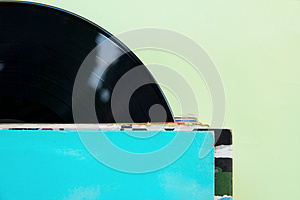 Vinyl Record Royalty Free Stock Photography - Image: 26423417