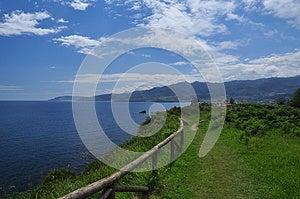 North Spanish Coastal Path. Asturias Royalty Free Stock Photo - Image: 26426475