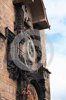 Prague Astronomical Clock Stock Photos - Image: 26428653