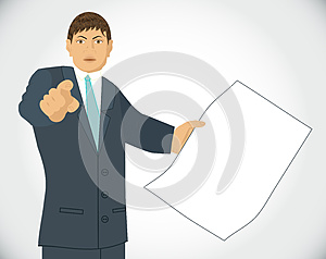 Man In Suit Royalty Free Stock Photography - Image: 26436417