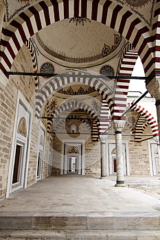 Historical Mosques Royalty Free Stock Photo - Image: 26438215