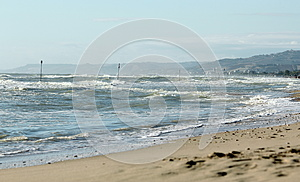 Rough Seas Stock Photography - Image: 26446252