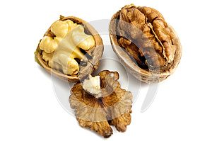 Dry Walnuts Stock Images - Image: 26453364