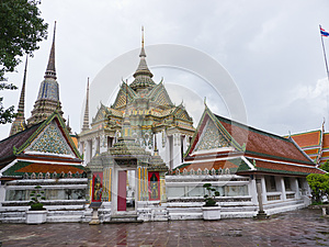 Pho Temple Royalty Free Stock Photography - Image: 26461437