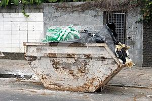 Urban Trash Stock Photography - Image: 26471642