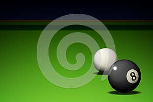 Pool Game Royalty Free Stock Images - Image: 26478279