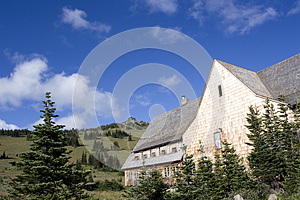 Mountain Villa Royalty Free Stock Photography - Image: 26482907