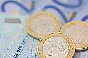 Euro Money (background) Royalty Free Stock Images - Image: 26492589