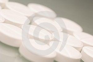 Tabuletas Da Medicamentação Fotos de Stock Royalty Free - Imagem: 2651598