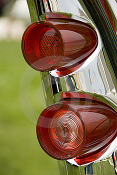 Detail Of A Classic Car Stock Photos - Image: 2657023