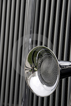 Detail Of A Classic Car Royalty Free Stock Photos - Image: 2657298