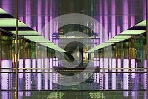 Futuristic Mall Royalty Free Stock Photography - Image: 26503347