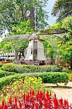 Malacca Dutch Heritage Garden Royalty Free Stock Photography - Image: 26516557