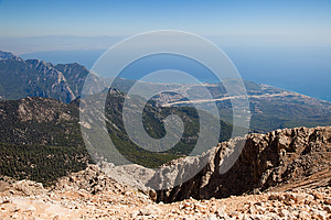 Tahtali Mountain Royalty Free Stock Photography - Image: 26525637
