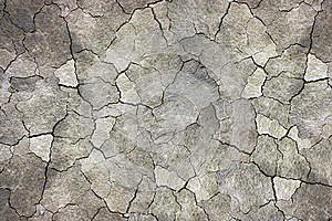 Dry Land Texture Stock Image - Image: 26530271
